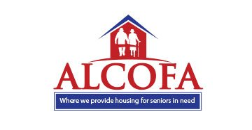Alcofa Senior Housing Logo Design