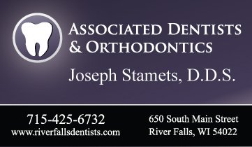 Associate Dentists & Ortho Business Card Design