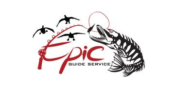 Epic Guide Service Logo Design