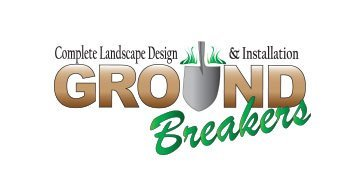 Ground Breakers Logo Design