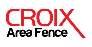 Croix Area Fence Logo Design